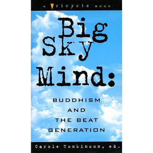 Big Sky Mind - by  Carole Tomkinson (Paperback) - image 1 of 1