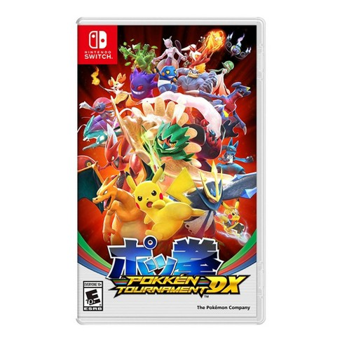 Pokken Tournament DX - Nintendo Switch - Email Delivery - image 1 of 1