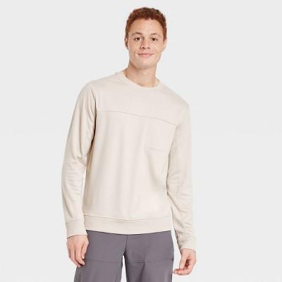 Men's Ponte Crewneck Sweatshirt - All in Motion™