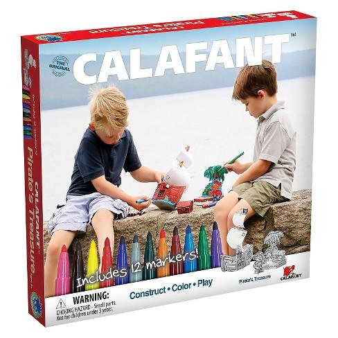 Calafant - Pirate's Treasure Paper Craft Kit - image 1 of 3