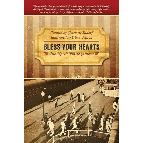 Bless Your Hearts - by  Charlotte Endorf (Paperback) - image 1 of 1