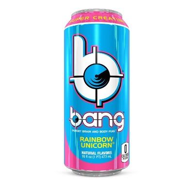 BANG Rainbow Unicorn Energy Drink - 16 fl oz Can