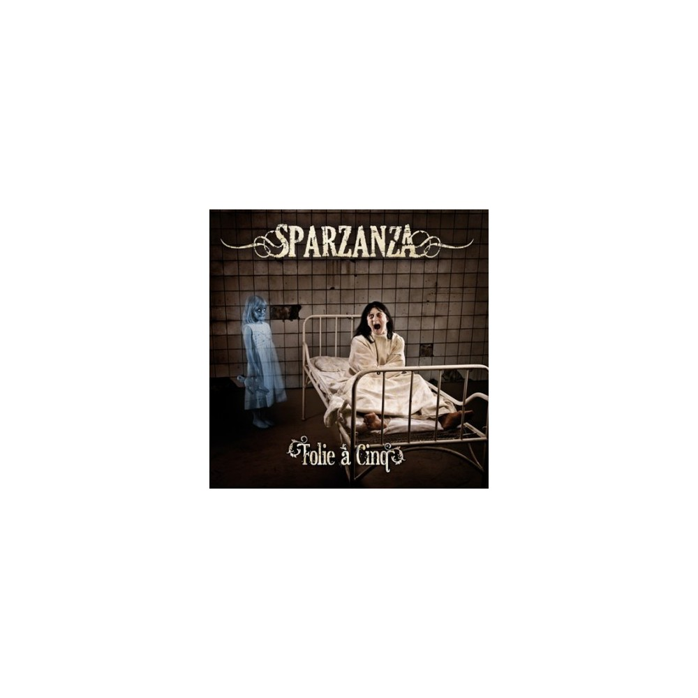 Sparzanza - Folie A Cinq (Vinyl)