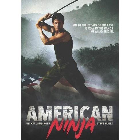 American Ninja (DVD) - image 1 of 1