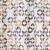 "2pc 84""x40"" Esina Light Filtering Honeycomb Window Curtain Panels Gray/Yellow - Project 62™ - image 4 of 4"