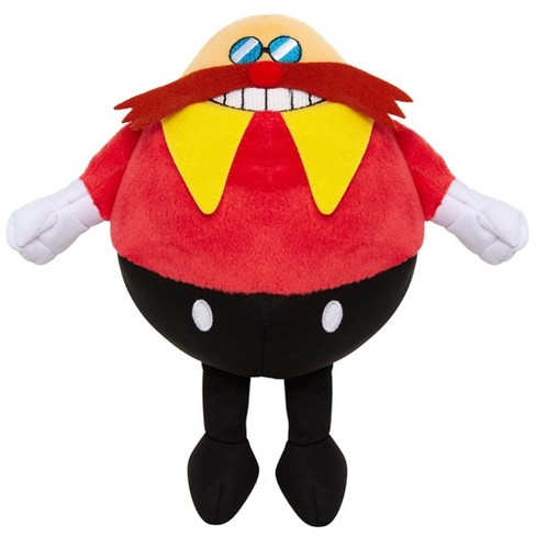 Sonic The Hedgehog 7 Basic Plush Dr Eggman Target