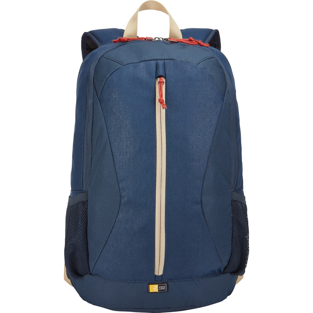 "Image of ""Case Logic 20"""" Ibira Backpack - Dress Blue"""