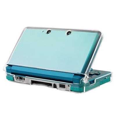 INSTEN Snap-in Crystal Case compatible with Nintendo 3DS, Clear