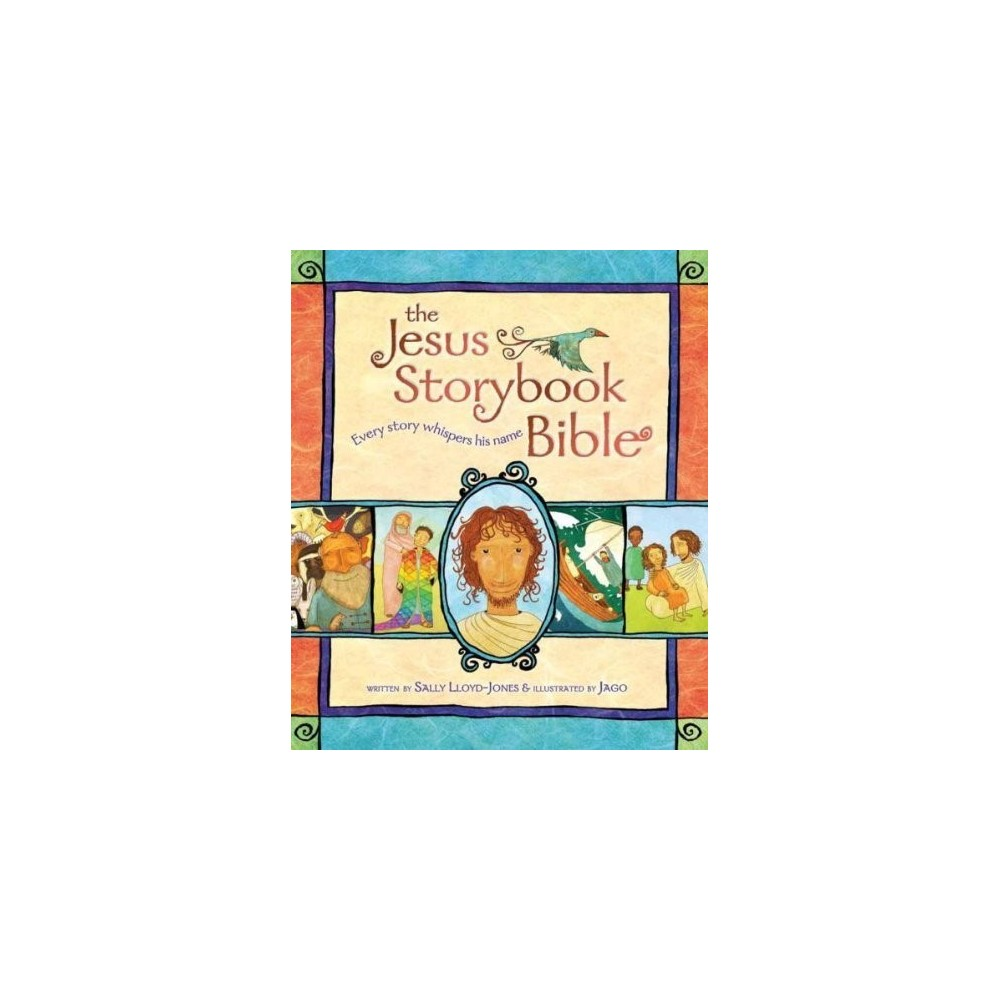 Jesus Storybook Bible : Every Story Whispers His Name (Gift) (Hardcover) (Sally Lloyd-Jones)