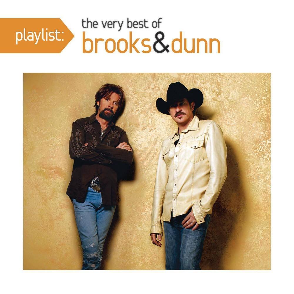 Brooks Dunn Playlist The Very Best Of Brooks Dunn Cd