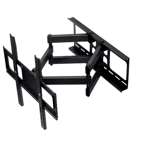 Monoprice TV Wall Mount Bracket For TVs 37in to 70in, Full-Motion Articulating, Max Weight 77lbs, VESA Patterns Up to 400x400, Rotating, UL Certified - image 1 of 4