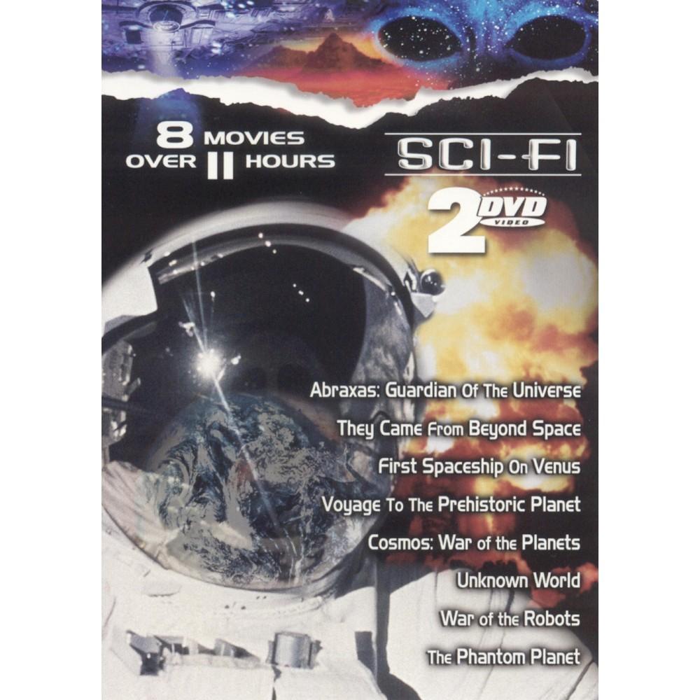 Great Sci Fi Classics Vol 2 (Dvd)