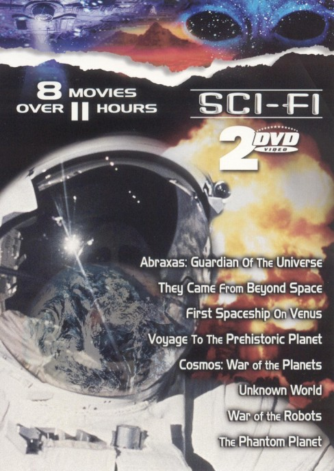 Great sci fi classics vol 2 (DVD) - image 1 of 1