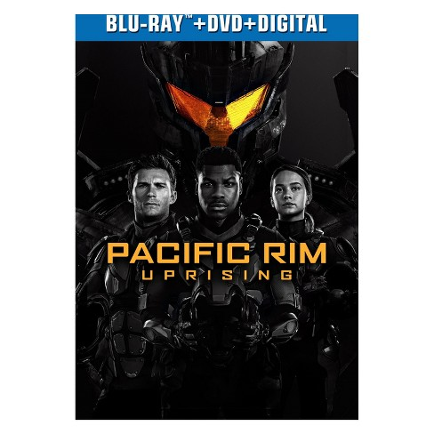 Pacific Rim: Uprising (Blu-ray + DVD + Digital) - image 1 of 1