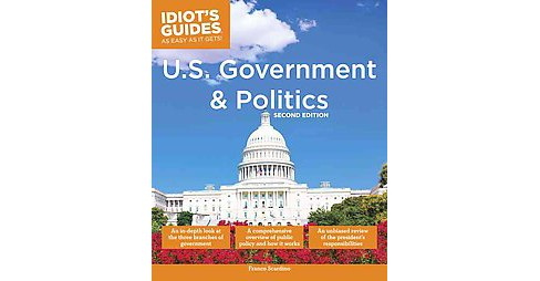 U.S. Government and Politics (Paperback) (Franco Scardino) - image 1 of 1