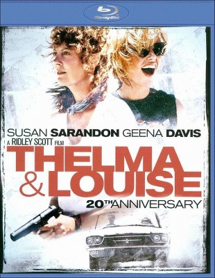 Thelma and & Louise (20th Anniversary) (Blu-ray)