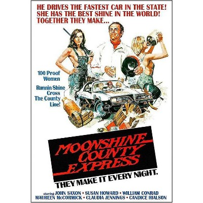 Moonshine County Express (DVD)(2017)