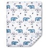 Sweet Jojo Designs Crib Bedding Set - Bear Mountain - 11pc - image 2 of 4
