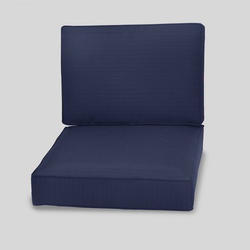 2pc Deep Seating Cushions Monroe, How Do I Find Replacement Cushions For Outdoor Furniture