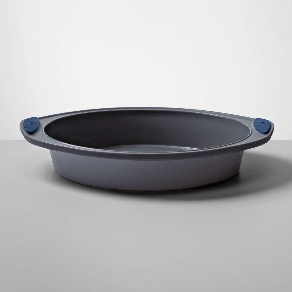 "Image of ""9"""" Silicone Round Cake Pan - Made By Design"""