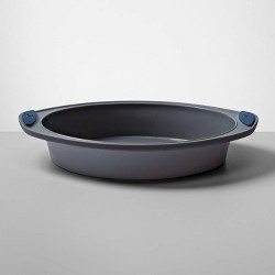 "9"" Silicone Round Cake Pan - Made By Design™"