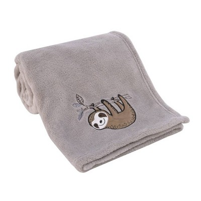 Little Love by NoJo Sloth Let's Hang Out Baby Blanket