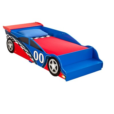 KidKraft Toddler Bed - Race Car