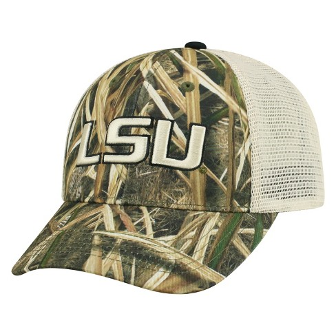 8e5288dc49e0f NCAA Men s Camo Duty Baseball Hat LSU Tigers   Target