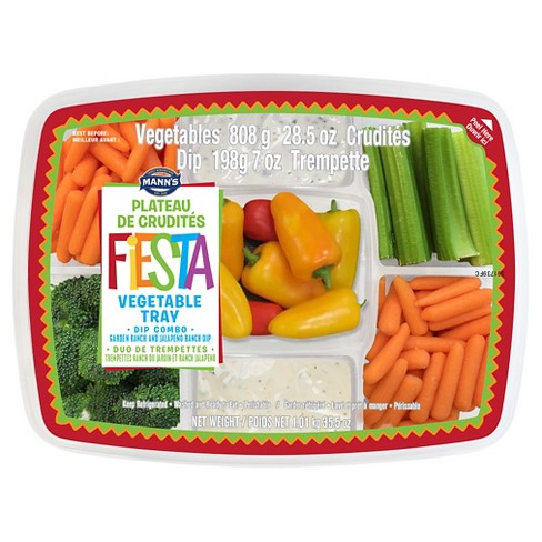 Mann's Fiesta Party Tray - 40oz - image 1 of 1