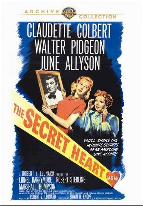 Secret heart (DVD) - image 1 of 1