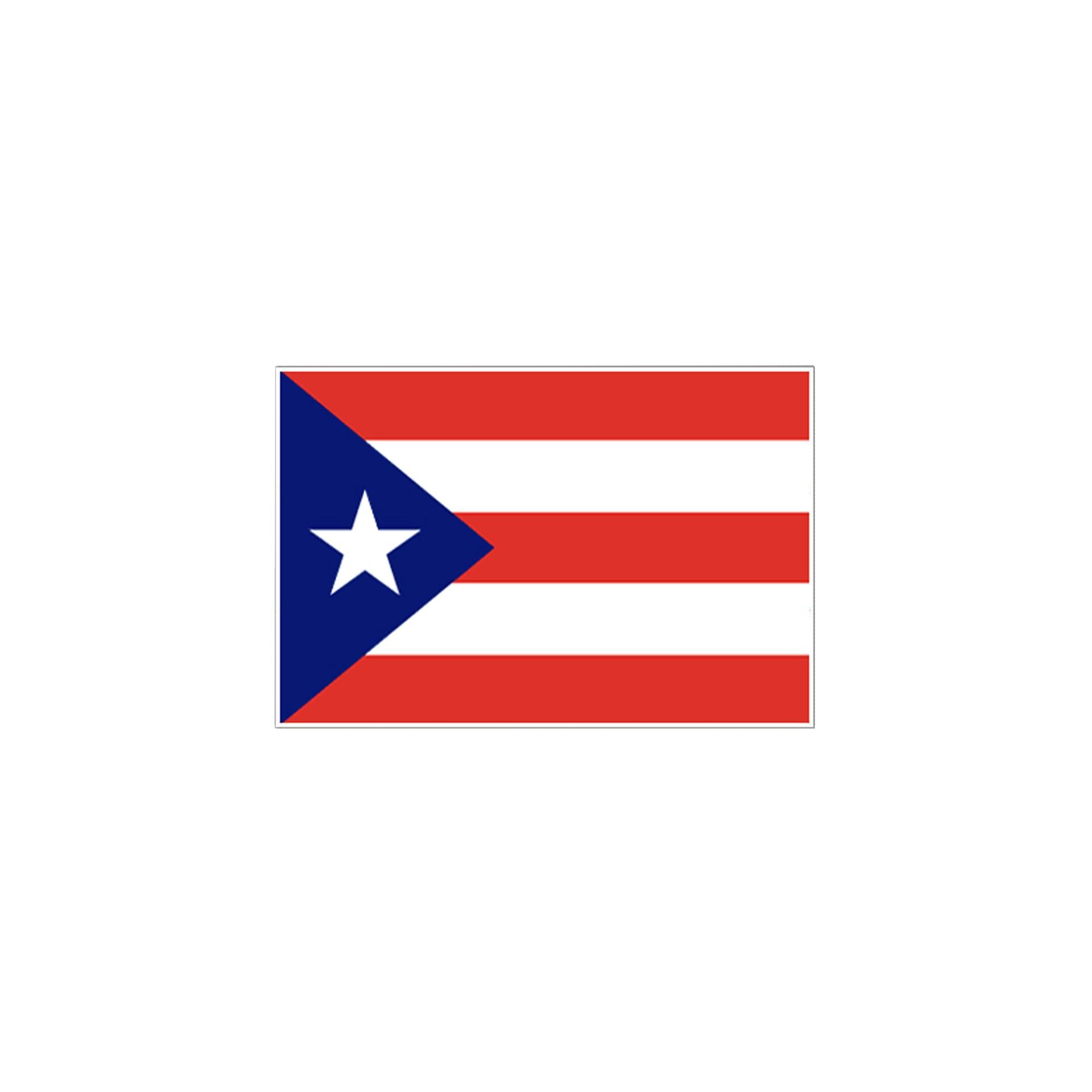 Halloween Puerto Rico Flag - 3' x 5'