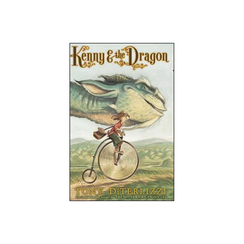 Kenny The Dragon By Tony Diterlizzi Hardcover