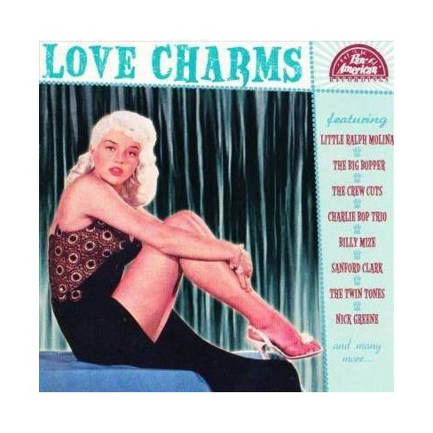 Various - Love Charms (CD) - image 1 of 1