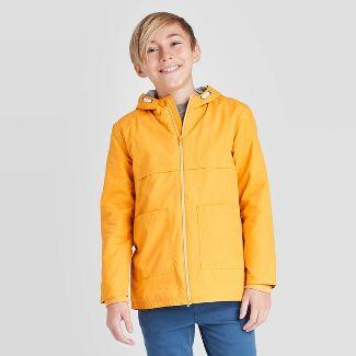 Boys' Anorak Jacket - Cat & Jack™ Yellow XL
