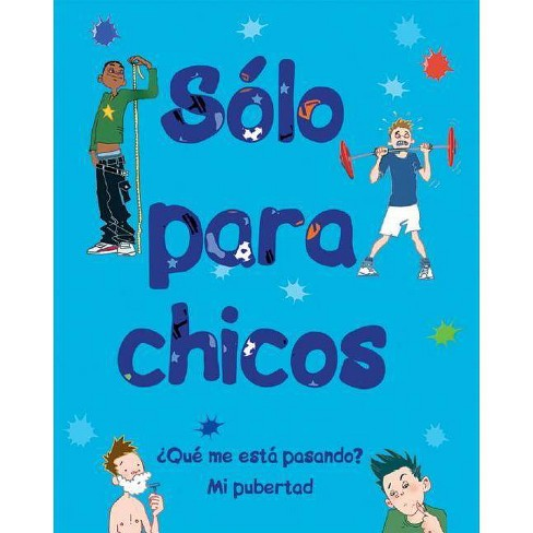 S�lo Para Chicos - by  Matt Crossick (Hardcover) - image 1 of 1