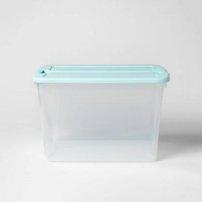Utility Storage Tote Turquoise - Room Essentials™