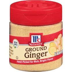 McCormick Ground Ginger - .7oz