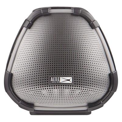 Altec Lansing IMA699-TA Alexa-Enabled Voice-Activated Smart Speaker - Black