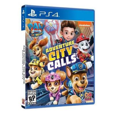 PAW Patrol The Movie: Adventure City Calls - PlayStation 4