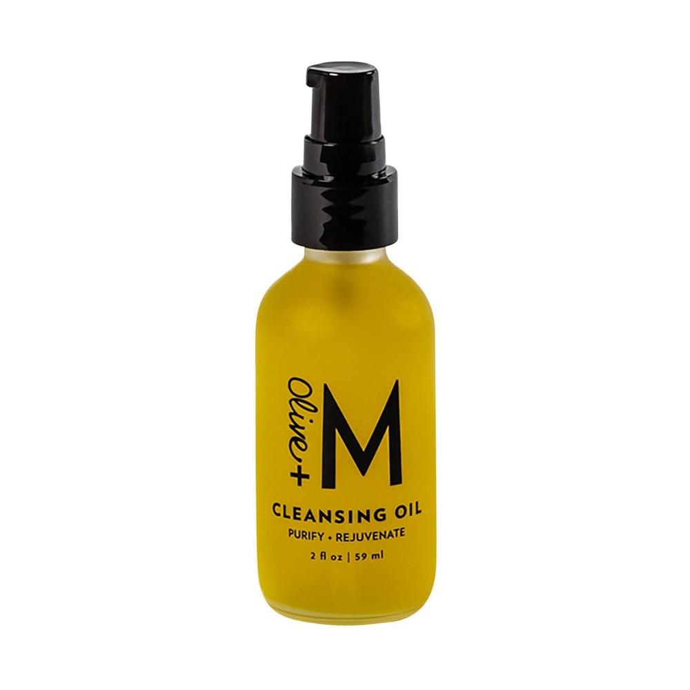 Image of Olive + M Purify + Rejuvenate Cleansing Oil - 2 fl oz
