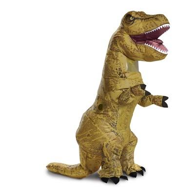 Kids' Jurassic World T-Rex Inflatable Halloween Costume One Size