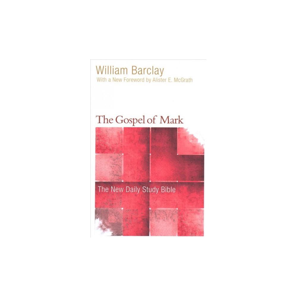 Gospel of Mark (Paperback) (William Barclay).