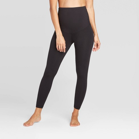 Crossover Panel Postpartum Active Maternity Leggings - Isabel Maternity by Ingrid & Isabel™ - image 1 of 2
