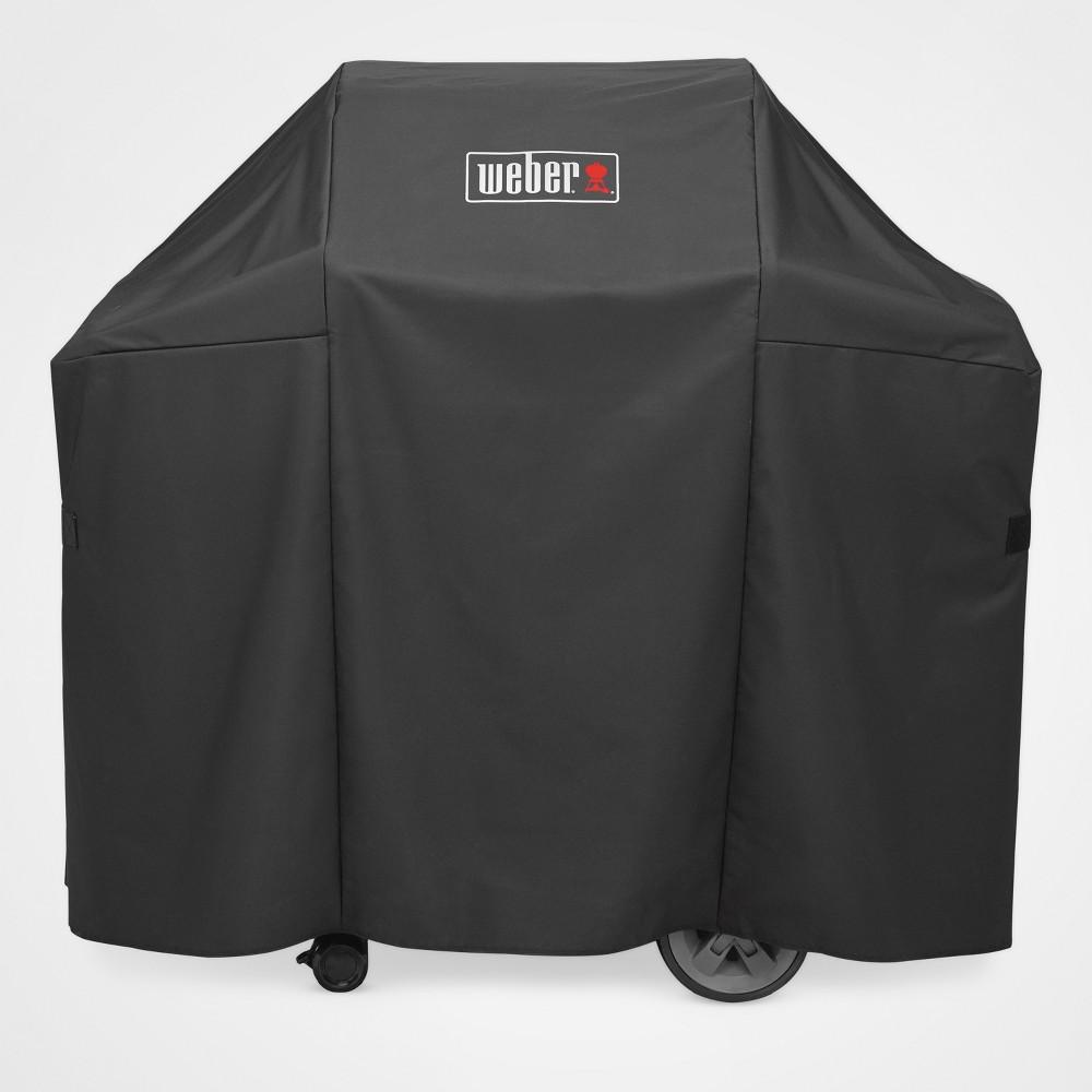 Weber Genesis II 2 Burner Premium Cover- Black 51818637