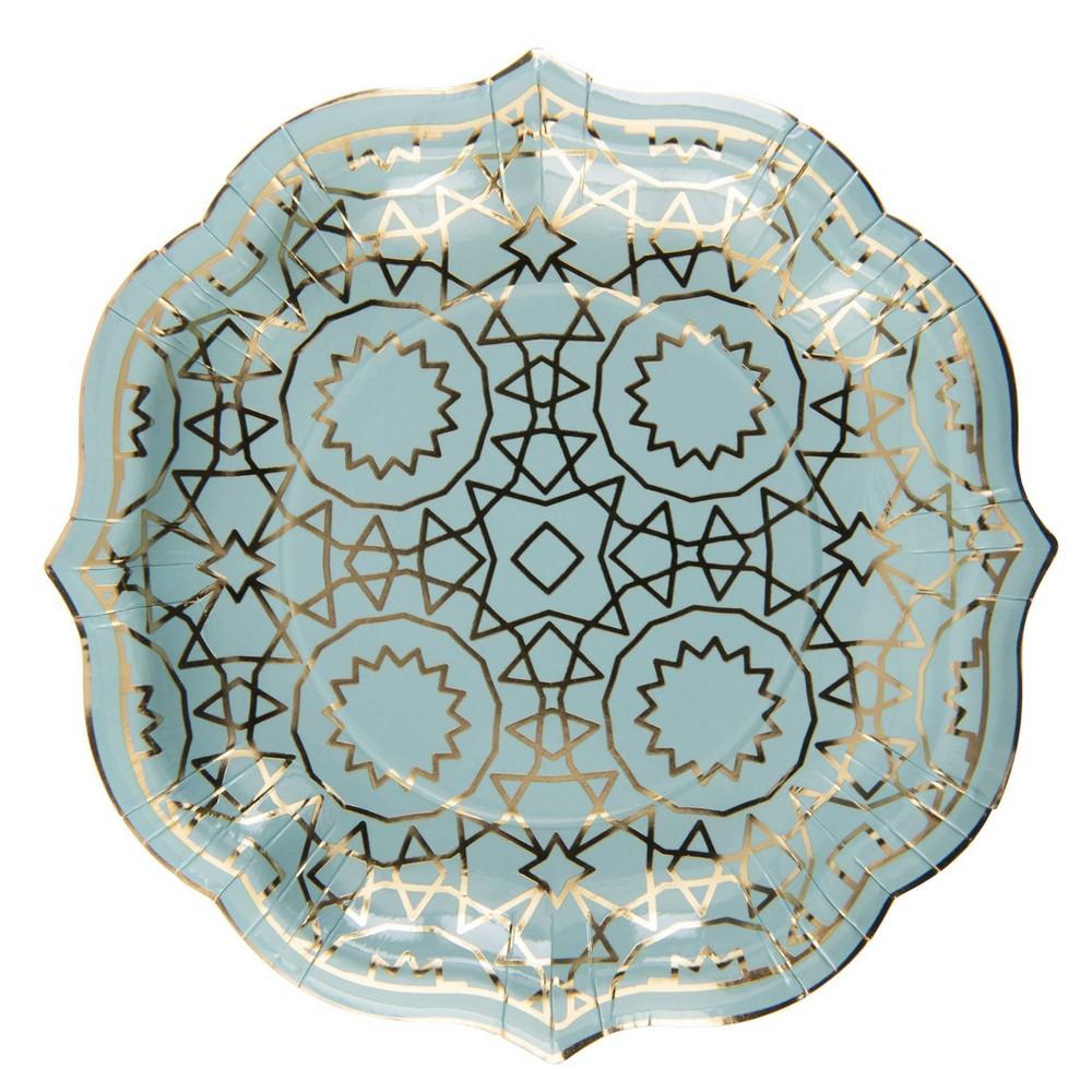 Image of 8ct Boho Sophistiplate Dessert Plate