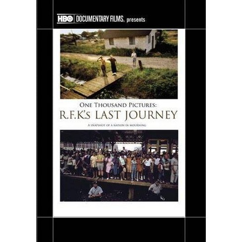 One Thousand Pictures: RFK's Last Journey (DVD) - image 1 of 1