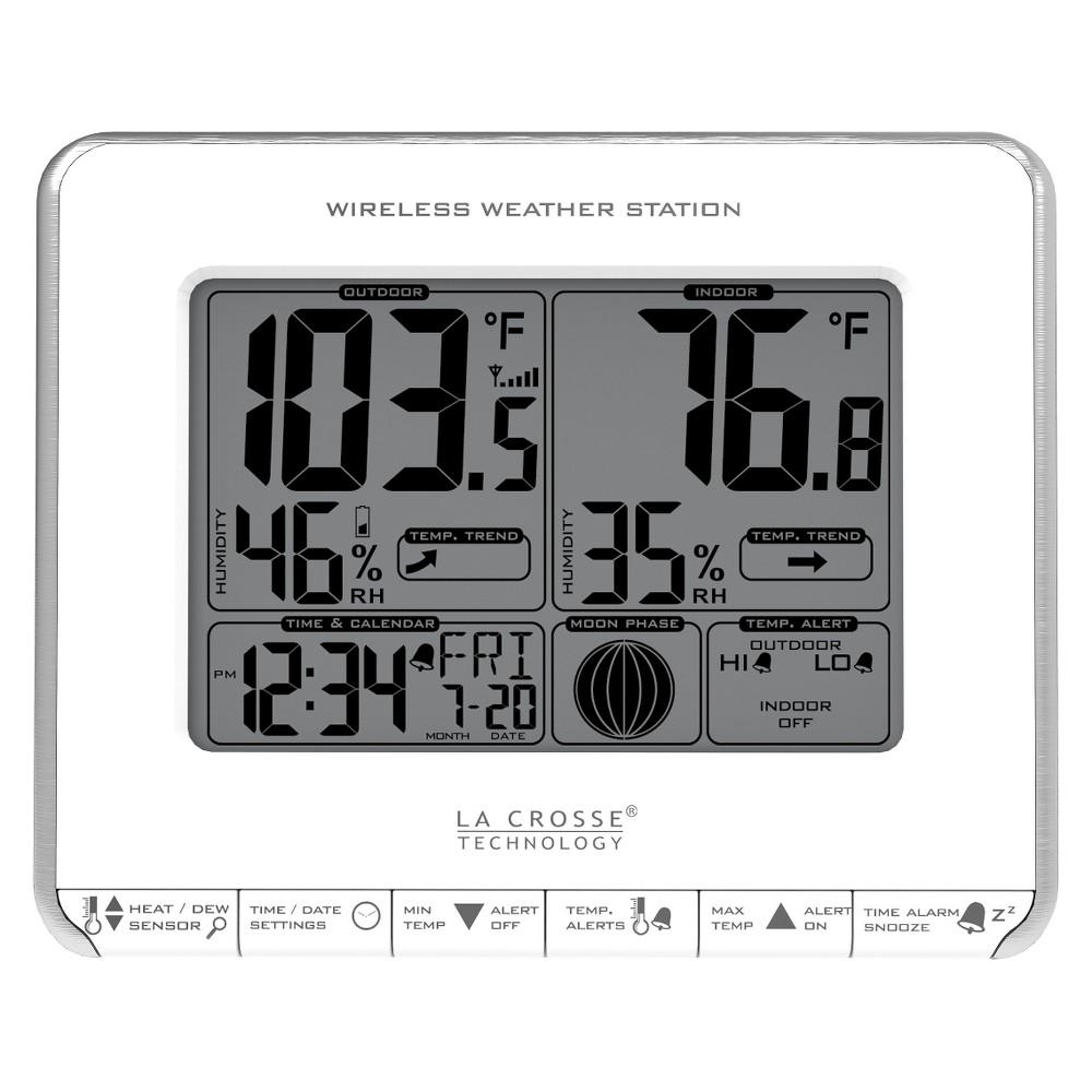 La Crosse Technology Wireless Weather Station La Crosse Technology Wireless Weather Station