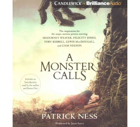 Monster Calls (Unabridged) (CD/Spoken Word) (Patrick Ness) - image 1 of 1