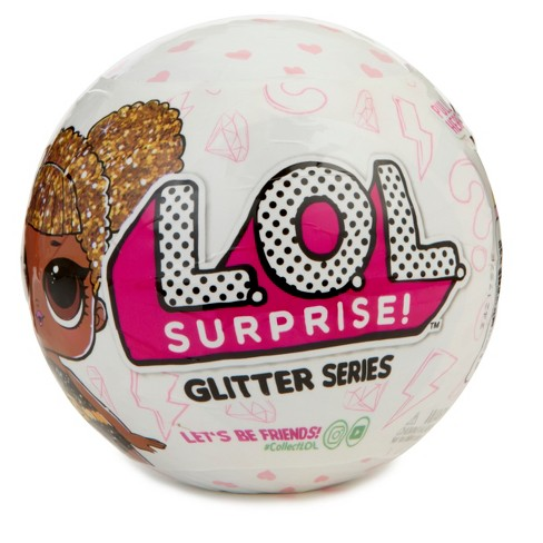 L O L Surprise Tots Ball Glitter Series A B Target