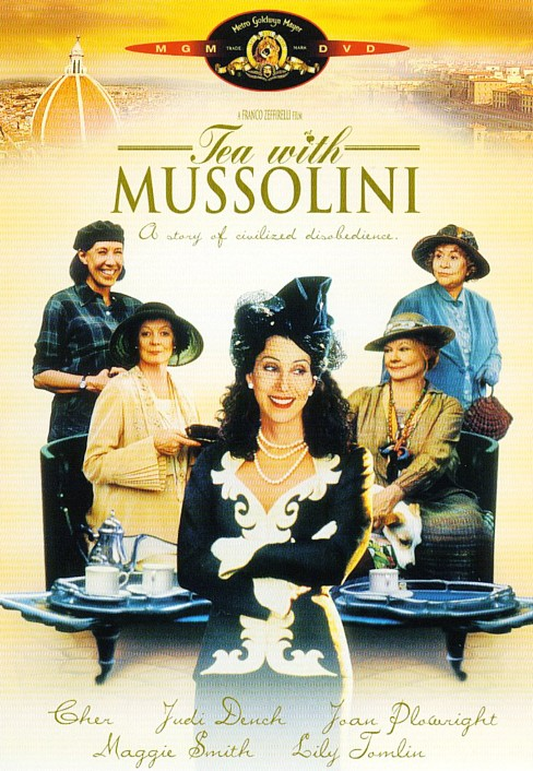 Tea With Mussolini - image 1 of 1